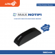 ARMIT MAX NOTIFI™ | Dry Contact Monitor Sensor | Black